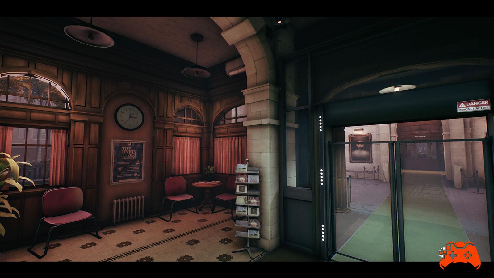 The Occupation: Screenshot