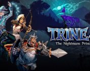 Trine 4: The Nightmare Prince - KeyArt