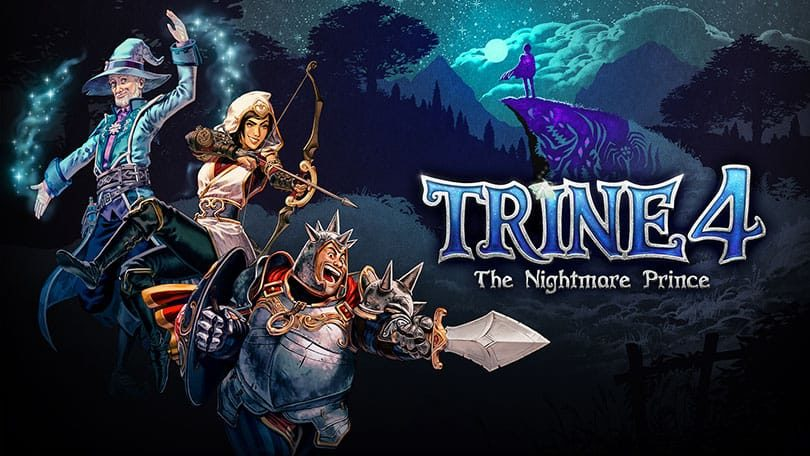 Trine 4: The Nightmare Prince - KeyArt
