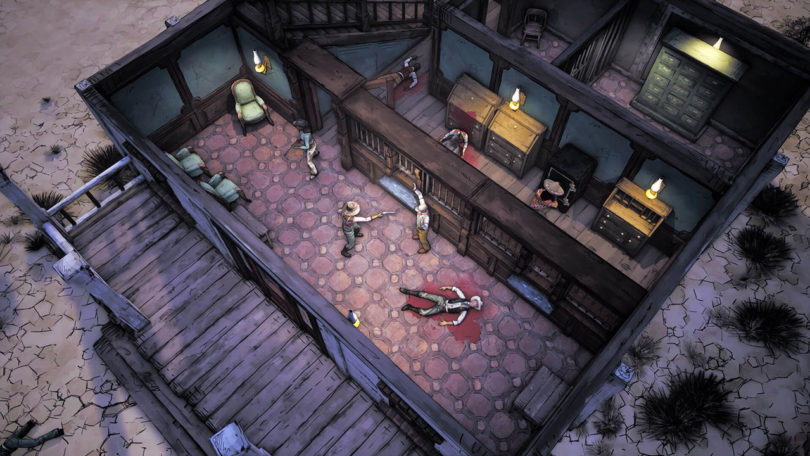 Weird West: WolfEye Studios & Devolver Digital enthüllen Action-RPG auf den Game Awards 2019