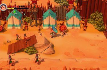 Asterix & Obelix XXL3: Der Kristall-Hinkelstein - Screenshot