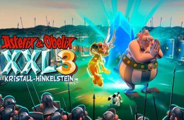 Asterix & Obelix XXL3: Der Kristall-Hinkelstein - KeyArt