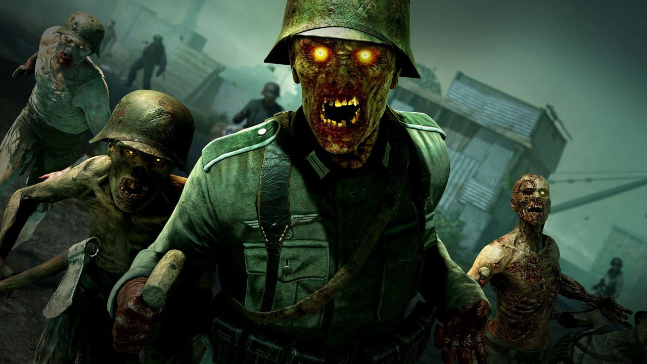 Zombie Army 4: Dead War - Screenshot