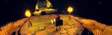 A Knight's Quest: Test