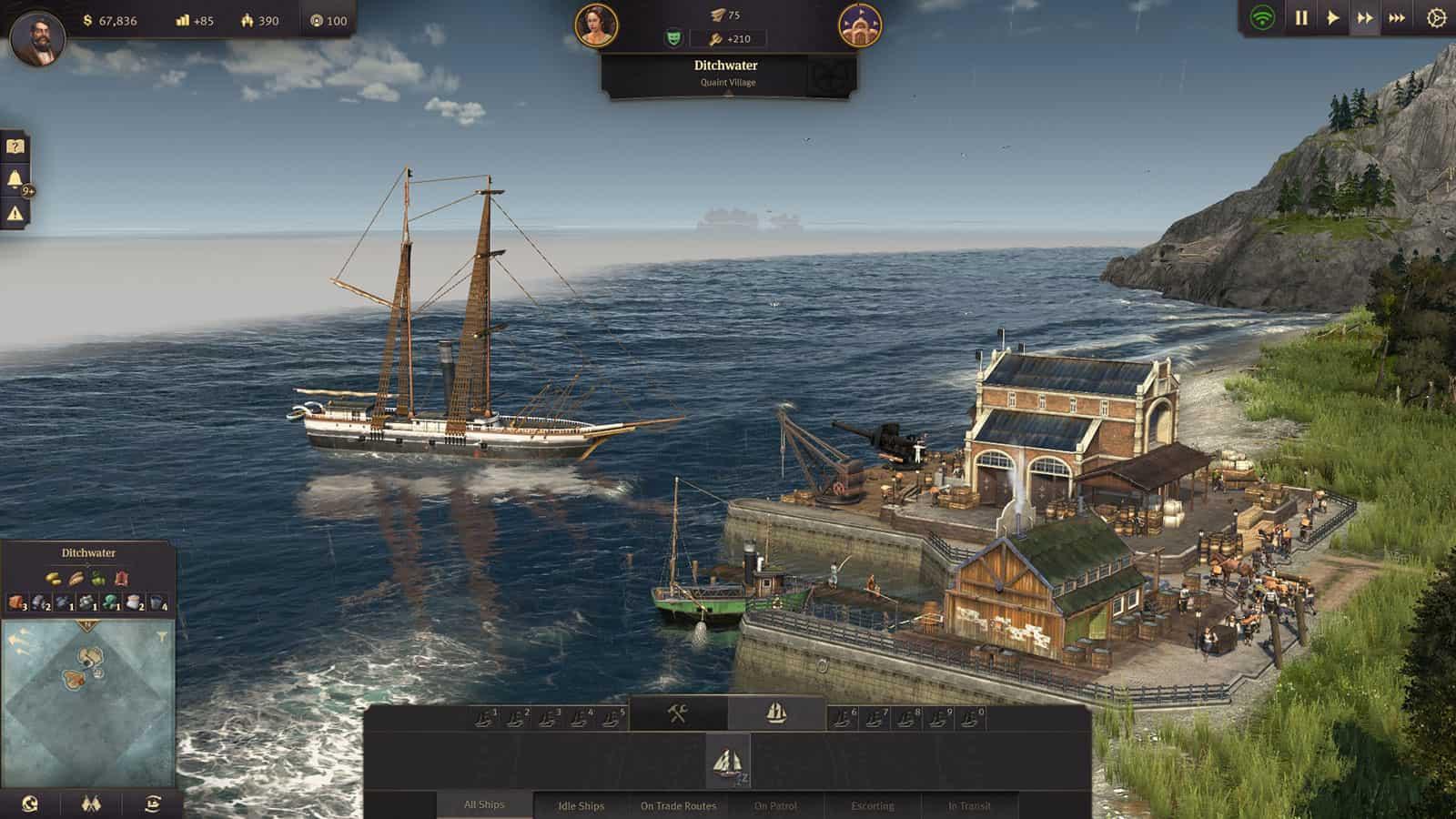 Anno 1800: Screenshot