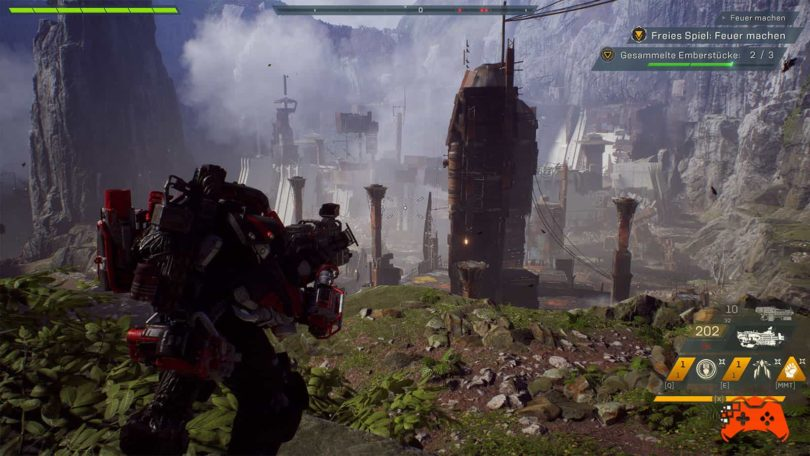 Anthem: Screenshot