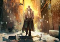Blacksad: Under the Skin - Keyart