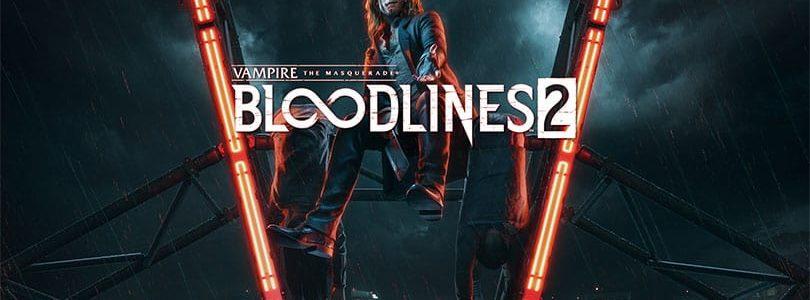 Vampire: The Masquerade – Bloodlines 2 - Keyart