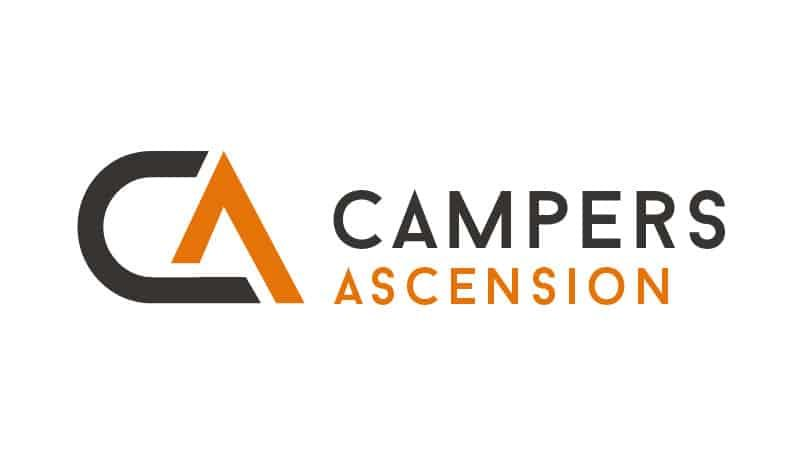 Campers Ascension: Logo