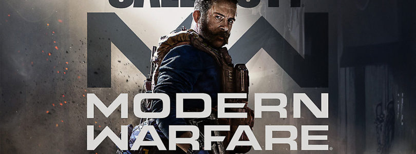 Call Of Duty: Modern Warfare - Keyart