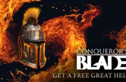 Conquerors Blade: Helm Giveaway
