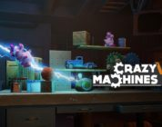 Crazy Machines Vr: Keyart