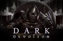 Dark Devotion: Cover