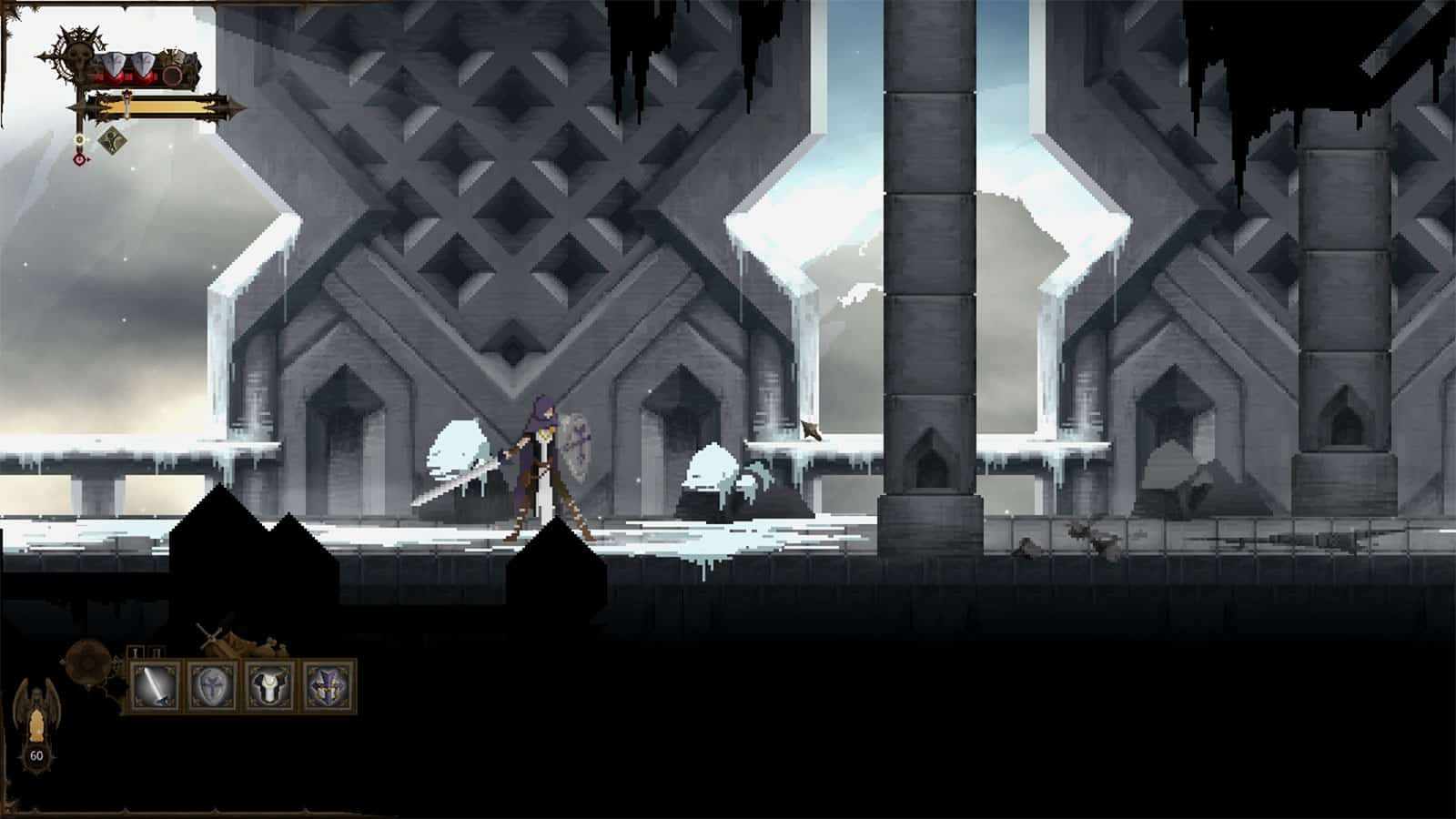 Dark Devotion: Screenshot