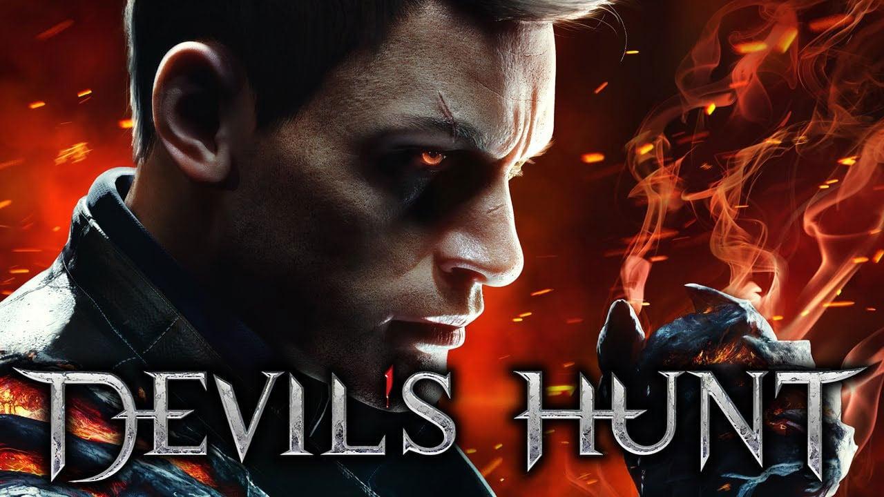 Devil's Hunt: Cover
