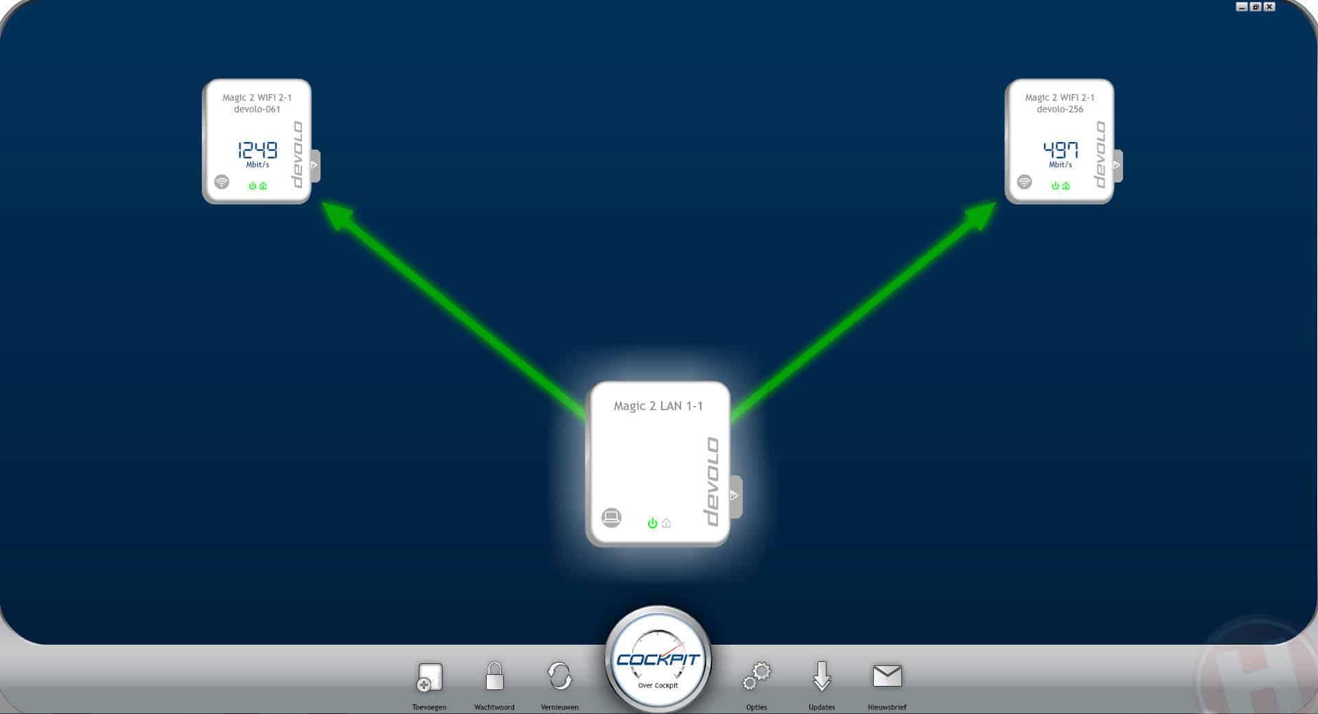 devolo: Magic 2 WiFi - Software