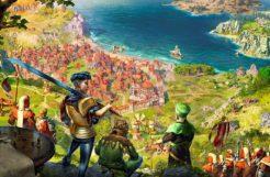 Die Siedler: Keyart