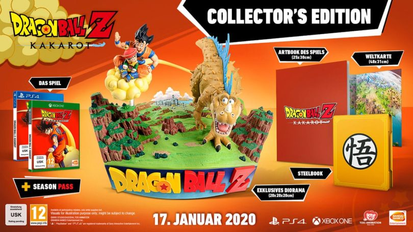 Dragon Ball Z: Kakarot: Collectors Edition