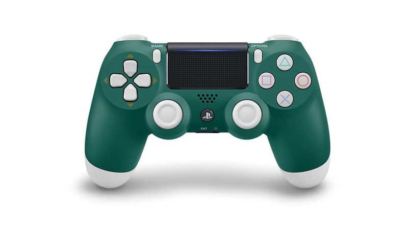 DualShock 4: Alpine Green