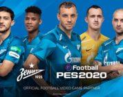 eFootball PES 2020: Zenit St. Petersburg wird neuer Partnerklub