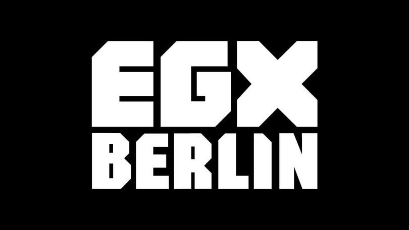 EGX Berlin: Logo Black