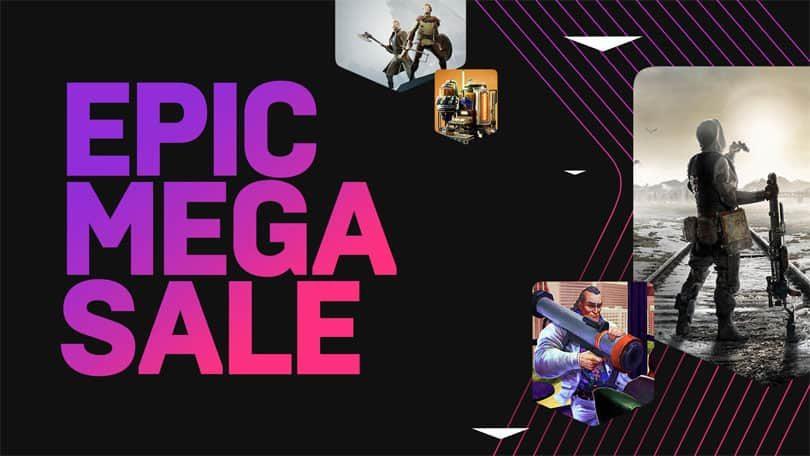 Epic Games Store: Epic Mega Sales