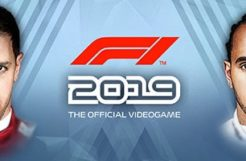 F1 2019: Cover