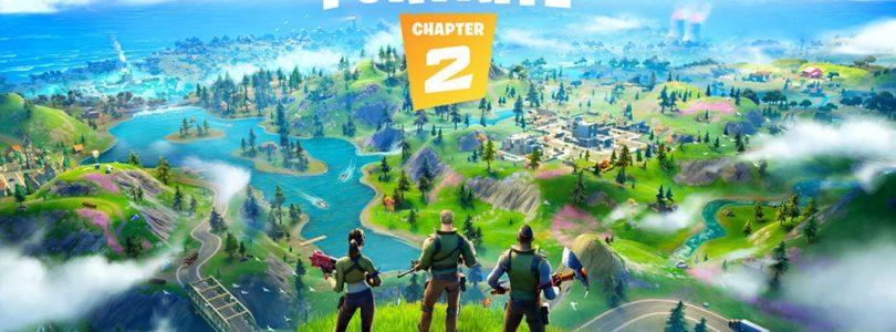 Fortnite: Kapitel 2 – ab sofort verfügbar