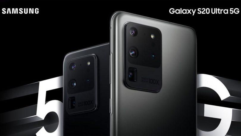 Samsung Galaxy S20-Serie ab morgen im Handel erhältlich