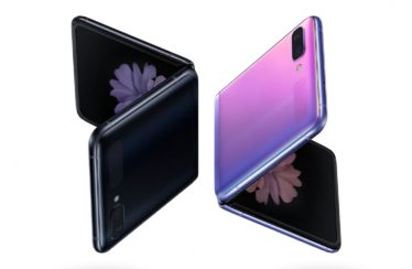 Samsung Galaxy Z Flip ab morgen erhältlich!