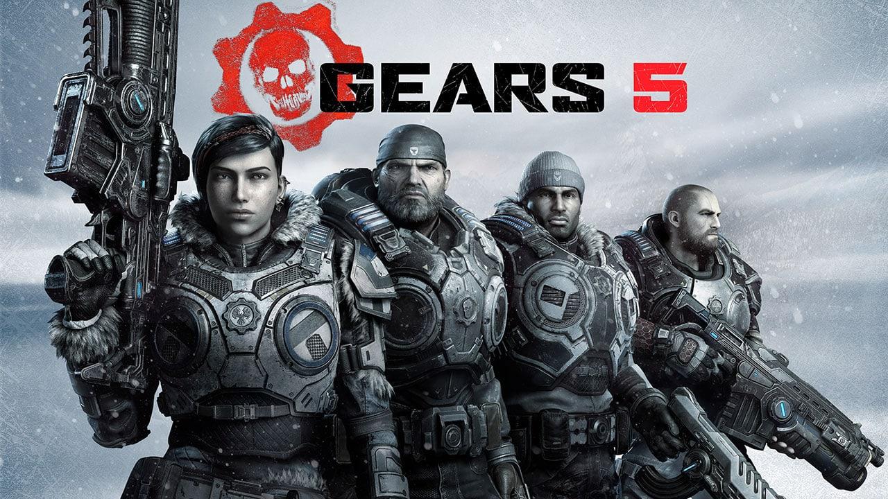 Gears 5: Keyart