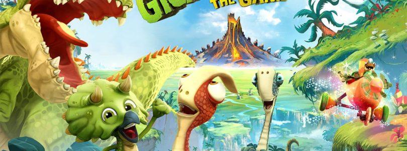Gigantosaurus: Das Spiel – ab sofort erhältlich
