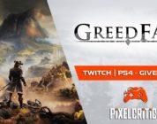 Greedfall: Giveaway