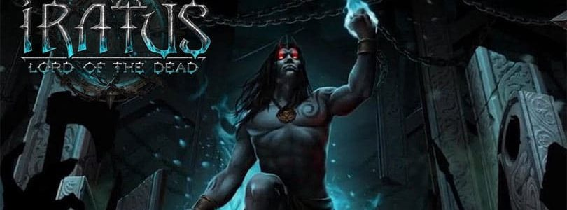 Iratus: Lord of the Dead - Logo