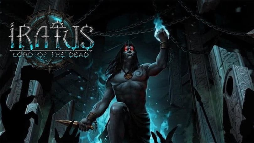 Iratus: Lord of the Dead - Logo