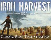Iron Harvest: Logo