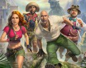 Jumanji: The Video Game - Art