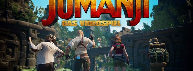 Jumanji: Das Videospiel - Logo