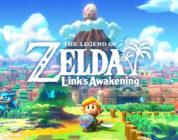 The Legend of Zelda: Link's Awakening - Keyart