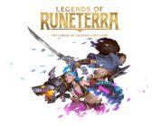 Legends of Runeterra: Keyart