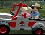LEGO Jurassic World: Screenshot