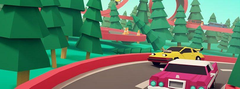 Little Racer: Keyart