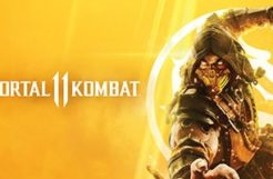 Mortal Kombat 11: Cover