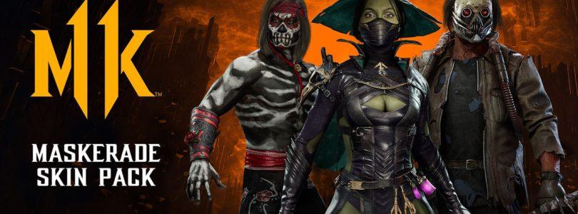 Mortal Kombat 11: Halloween-Event läuft vom 25. Oktober bis zum 1. November