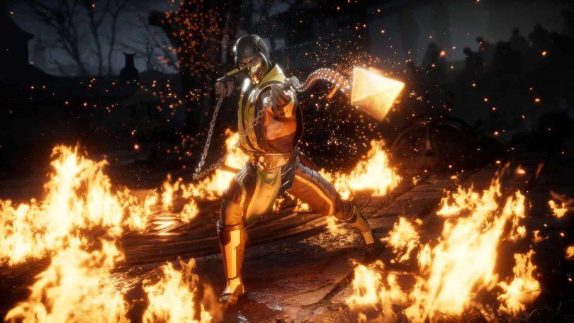 Mortal Kombat 11: Screenshot