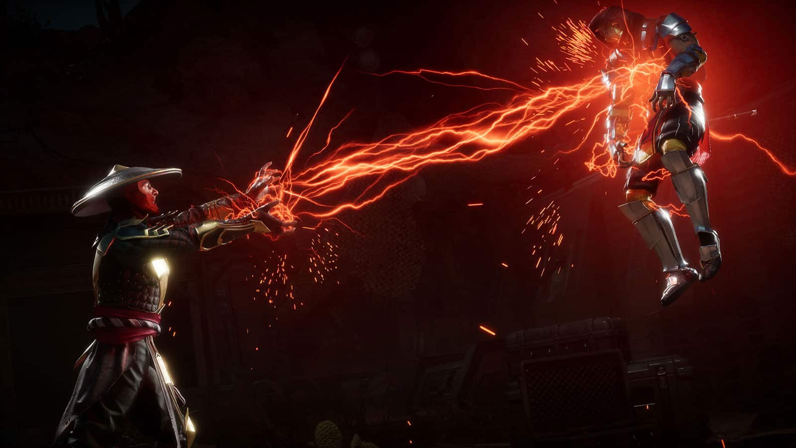 Mortal Kombat 11: Screenshot