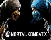 Mortal Kombat X: Logo