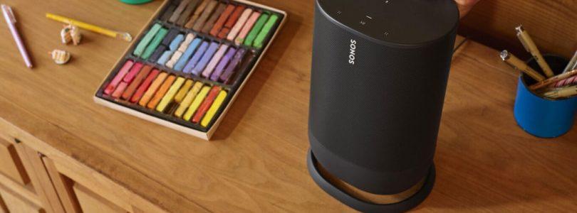Sonos Move im Test: ein robuster Musikbegleiter