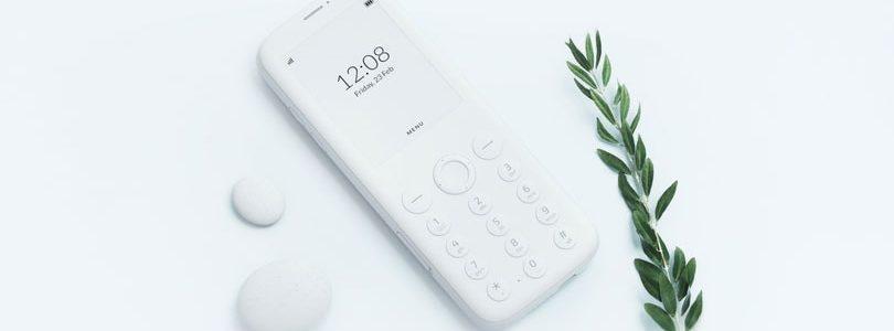 Mudita Pure: Phone