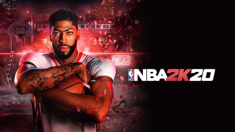 NBA 2K20: Keyart
